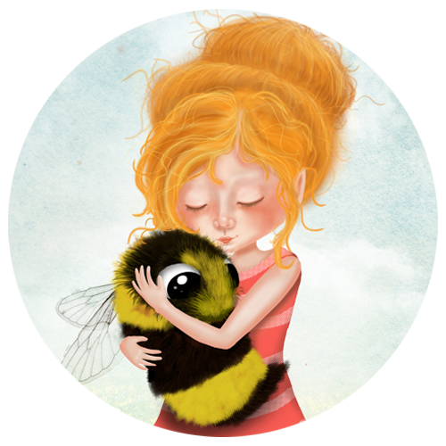 Jitterfly-Bee-Hugger-Circle-500